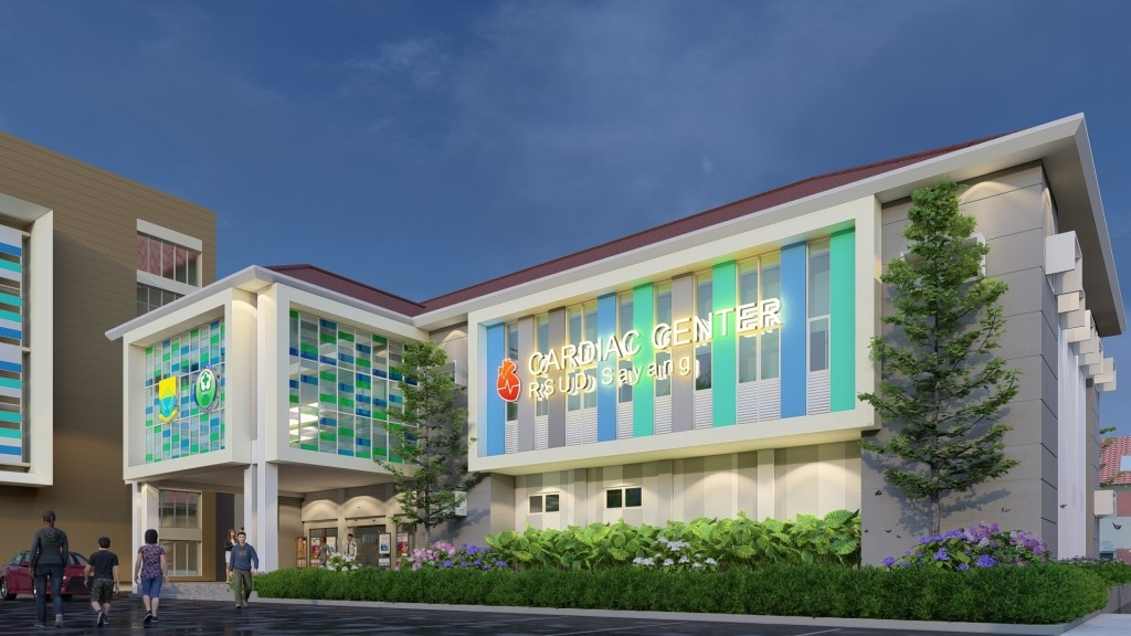 CARDIAC CENTER RSUD SAYANG CIANJUR